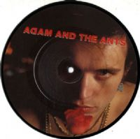 Adam And The Ants - Goody Two Shoes/Red Scab (A11 2367) Picture Disc